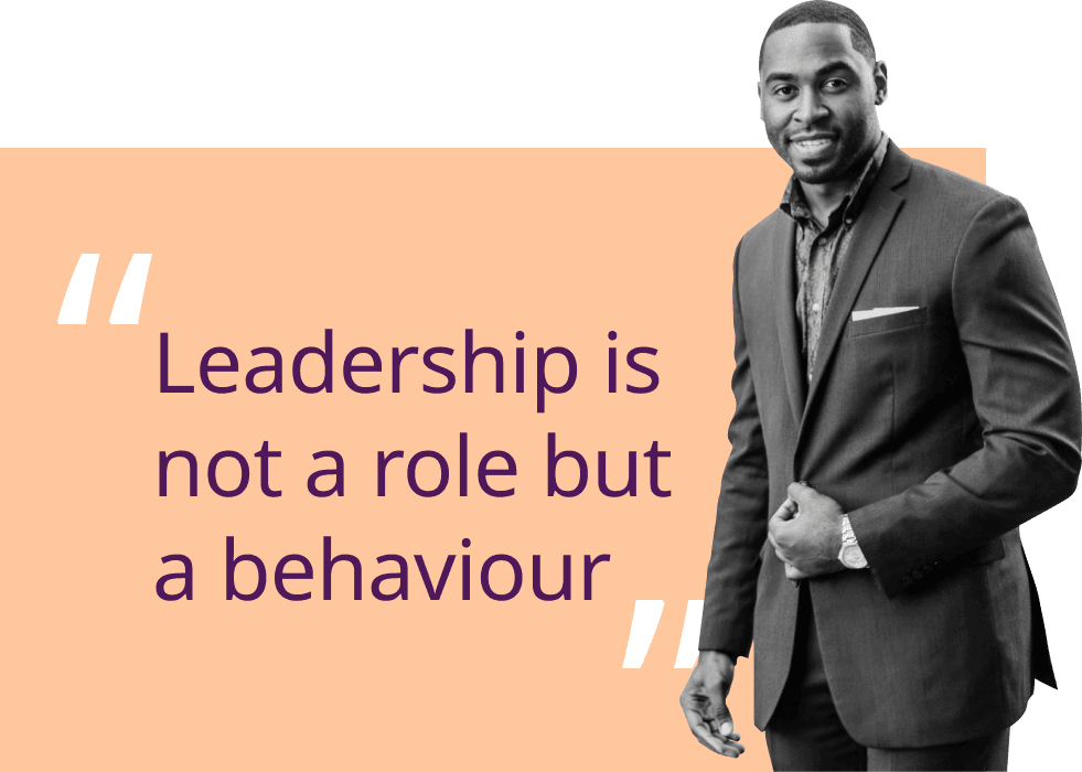 LHH Africa - Leadership is not a role but a behaviour